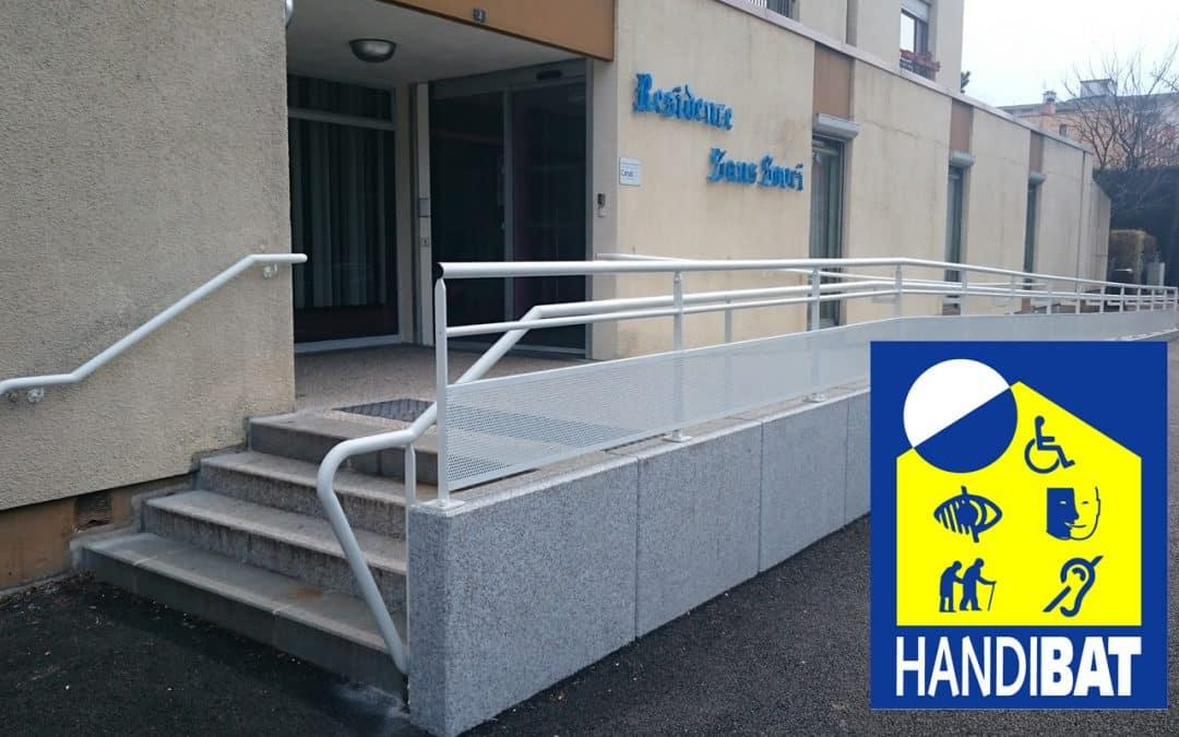 Mise en accessibilité des bâtiments