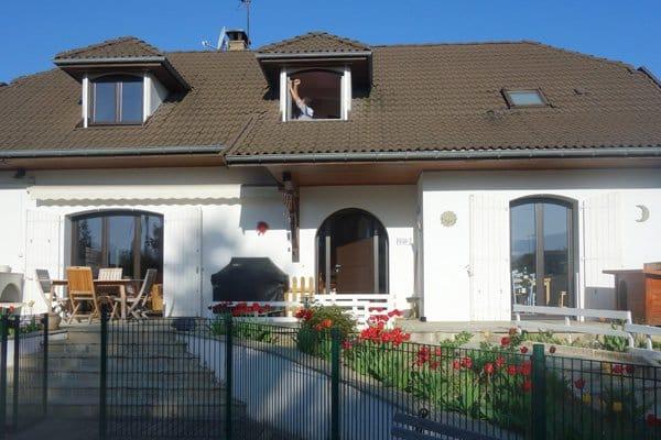 Rénovation d'une maison à Poisy
